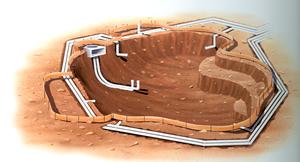 Adventure custom pools llc build process - Swimming pool plumbing system design ...